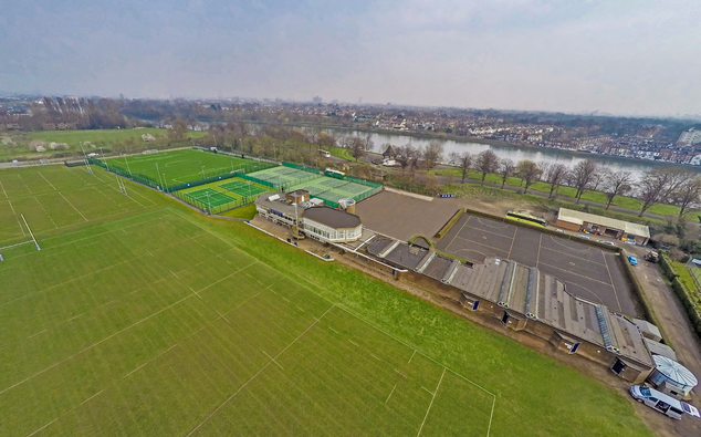 CHISWICK - King's House Sports Ground